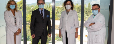 La Dra. Isabel García, nova cap del Servei de Nefrologia