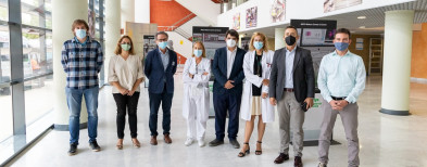 L'Hospital acull una exposició de l'AECC en la qual es recullen alguns dels avanços científics més importants