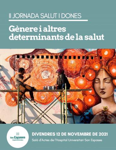 II Jornada salud y mujeres: Género y otros determinantes sociales de la salud