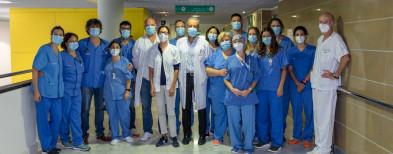 El Servicio de Cardiología de son Espases supera los 68.000 cateterismos y las 20.000 angioplastias